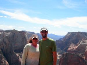 Zion National Park - April, 2013