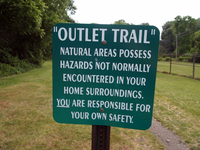 Keuka Lake Outlet Trail