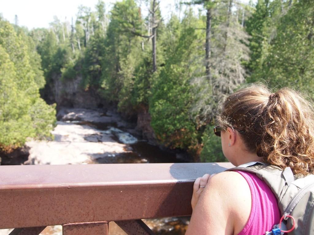 Gooseberry Falls, Minnesota