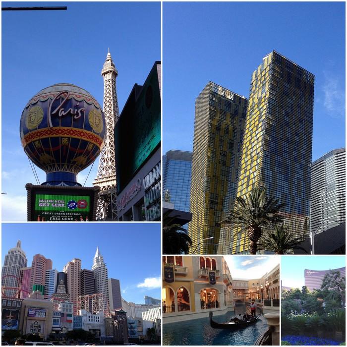 Thanksgiving in Vegas