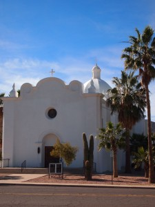 Church in Ajo