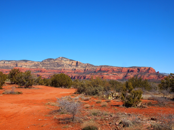 Sedona Boondocking