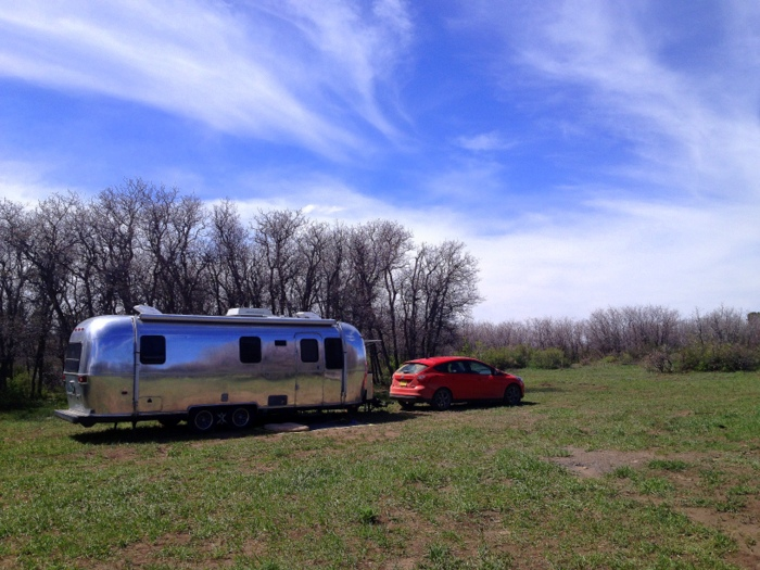 Airstream + Ford Focus