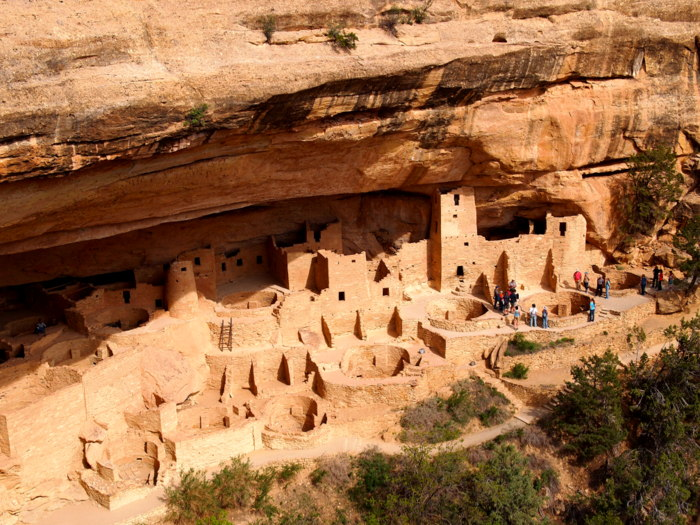 Cliff Palace Ruins