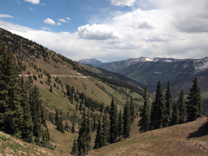 crested butte hikes