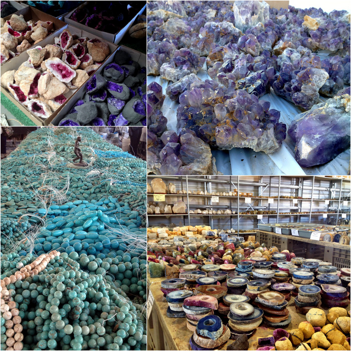 2019 Calendar of Gem Mineral Fossil and Jewelry Shows in
