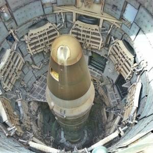 Titan II Missile