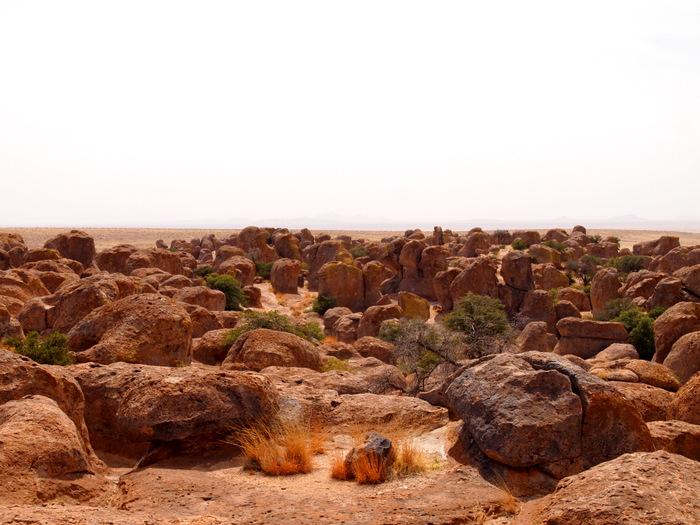 city of rocks state aprk