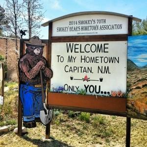 Capitan, NM