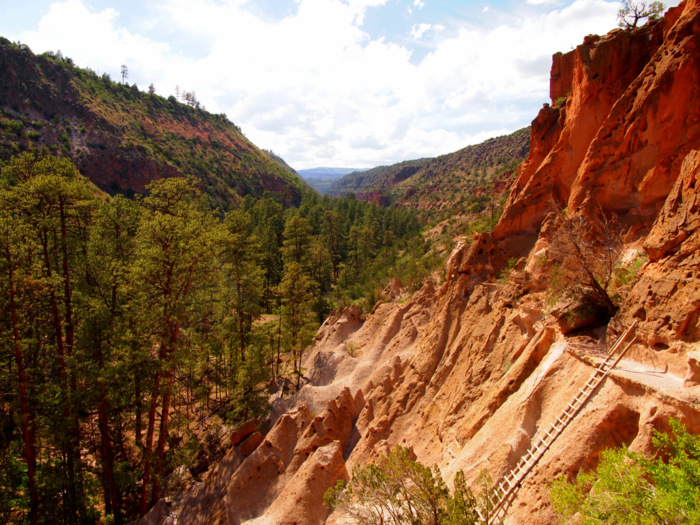 Bandelier National Mounument