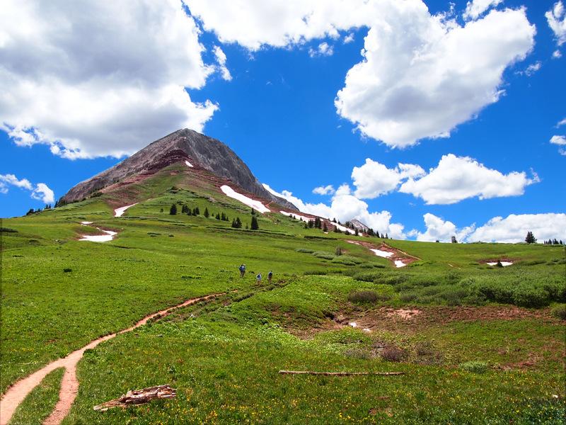 Pass Creek Trail