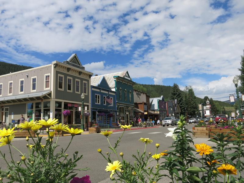 Downtown Creste Butte