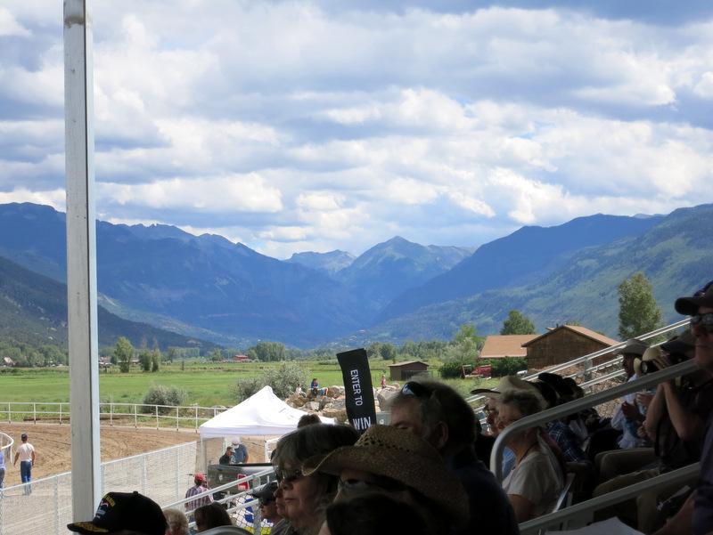 Ouray County Rodeo
