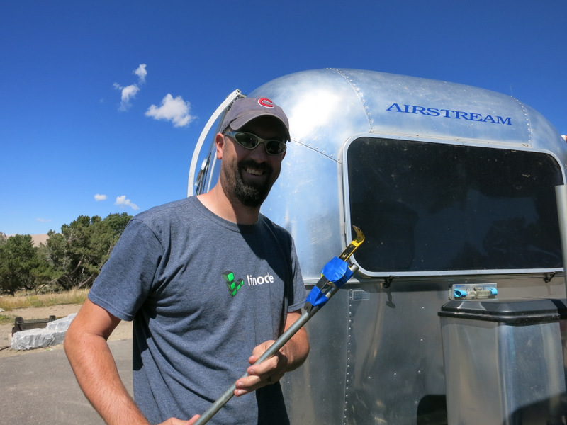 Airstream Break In