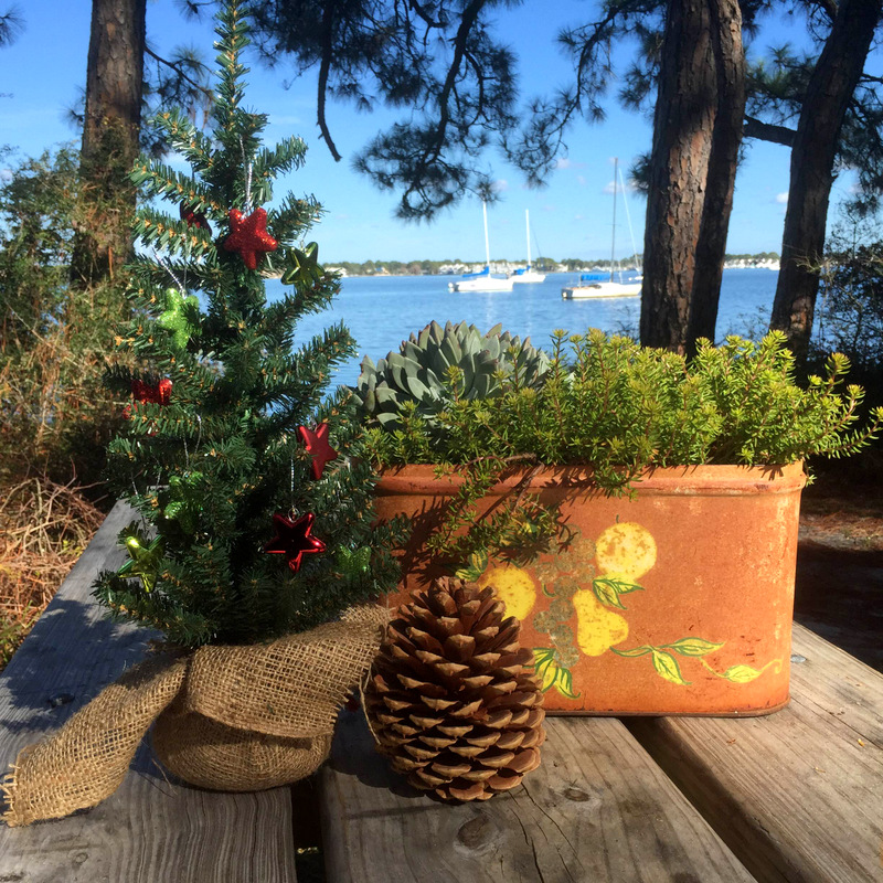Holiday Decorating in an RV