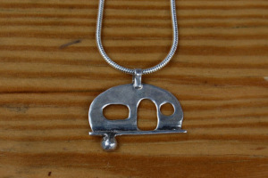 Airstream Necklace