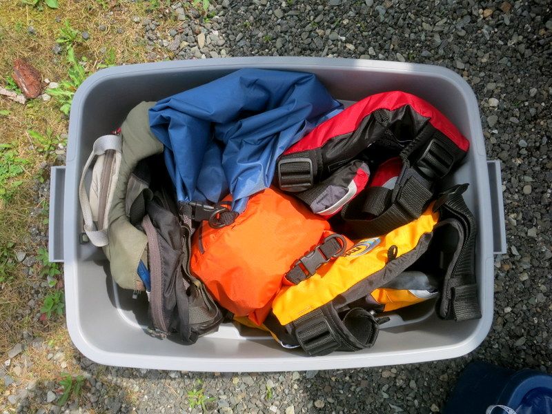 Kayak Gear