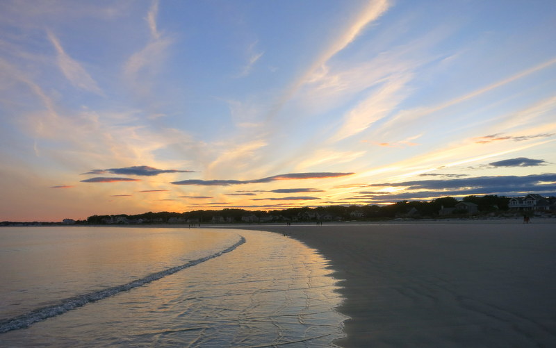 Goose Rocks Beach