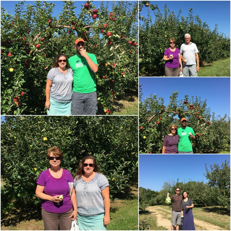 Boyers Apple Orchard