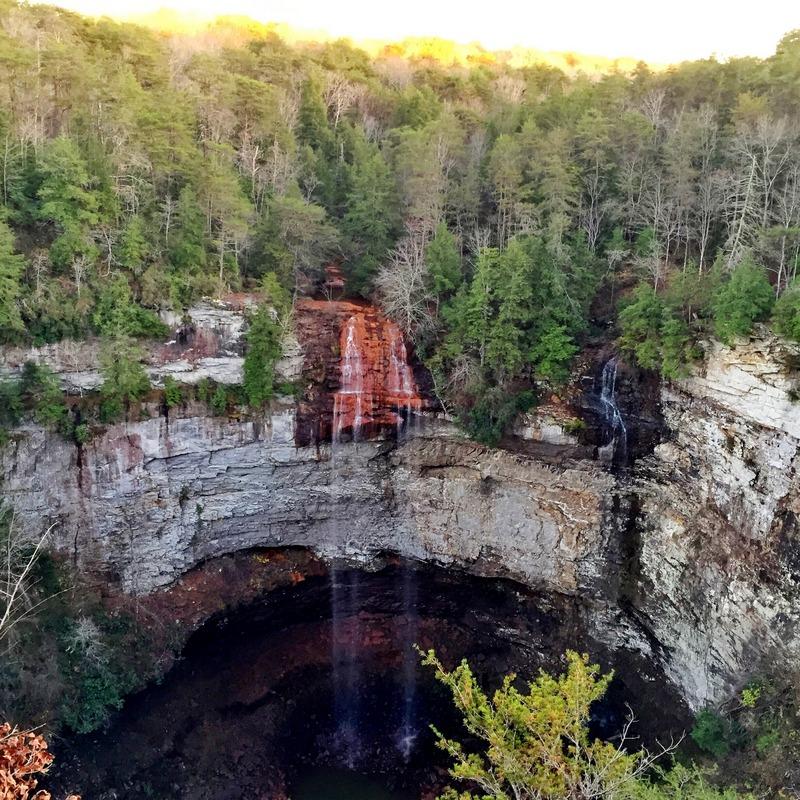 Douglas Dam Amp Fall Creek Falls State Park Watsonswander
