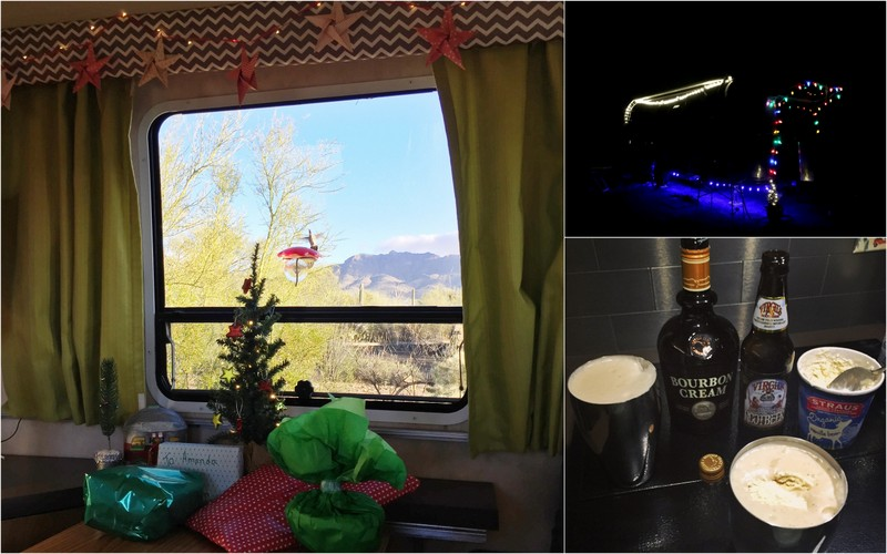 Christmas in the Airstream