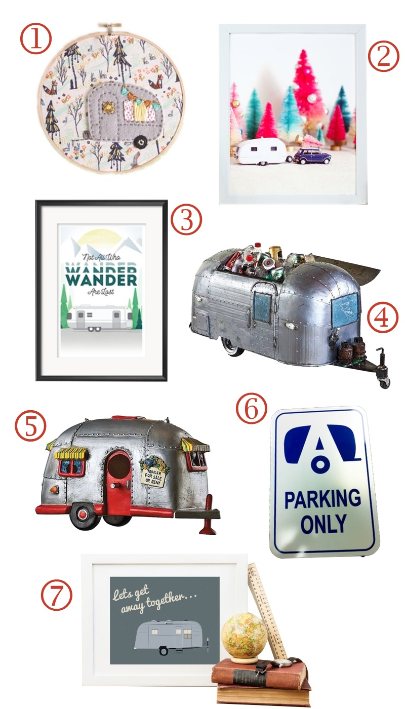 Airstream Holiday Gift Guide