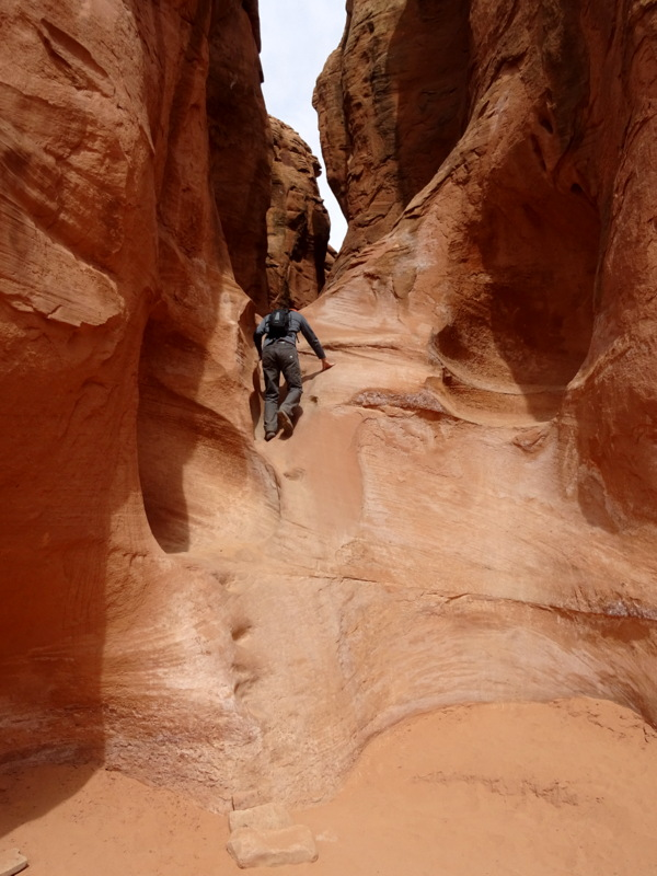 Peekaboo Slot Canyon