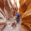 Spooky Slot Canyon