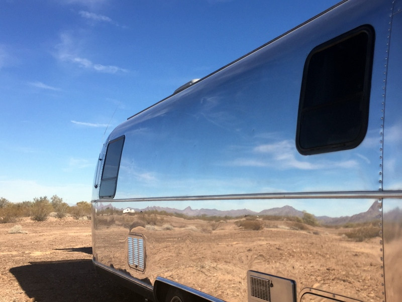 Airstream Update: Polished
