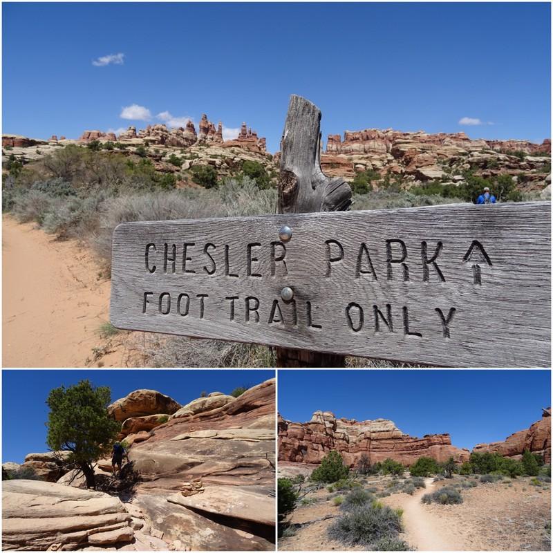 Chesler Park Loop
