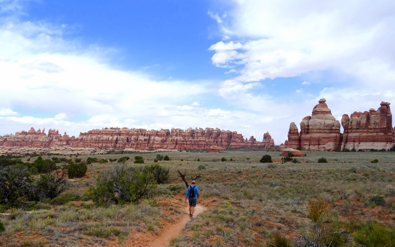 Chesler Park Loop Canyonlands