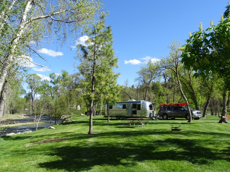 Spearfish City Campground