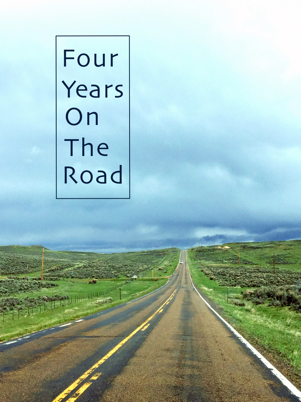 Four Years on the Road