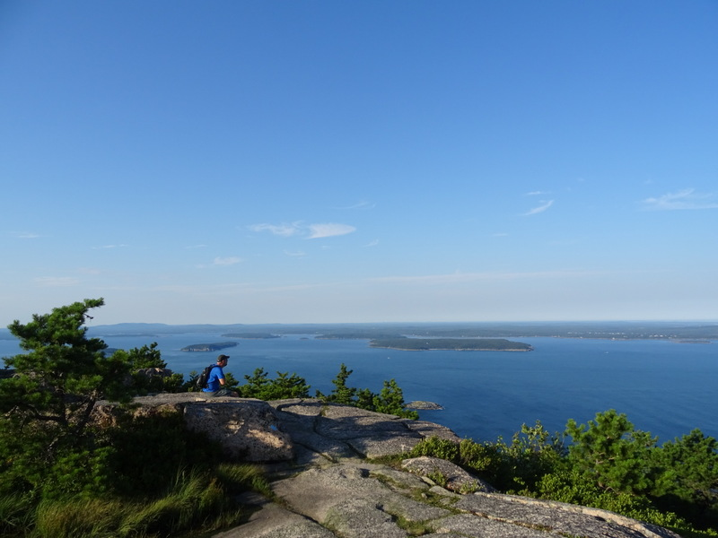 Champlain Mountain, Acadia National Park