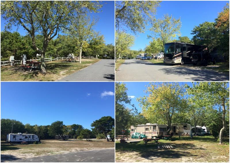Coastal Acres Campground - Providence, MA