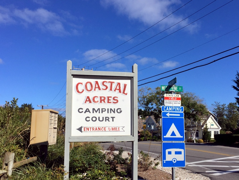 Coastal Acres Campground - Provincetown, MA