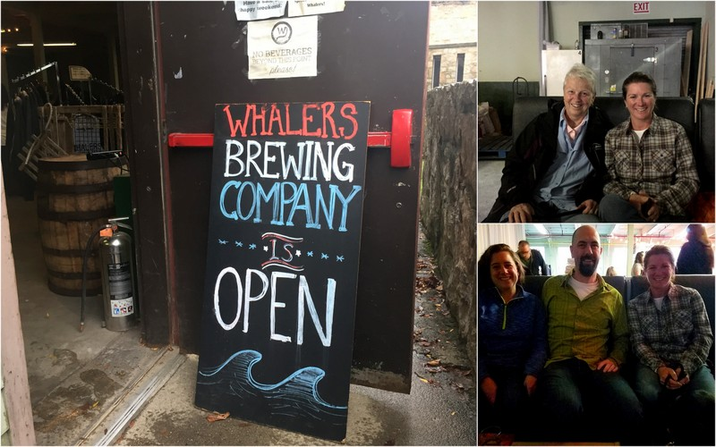 Whaler's Brewing Company