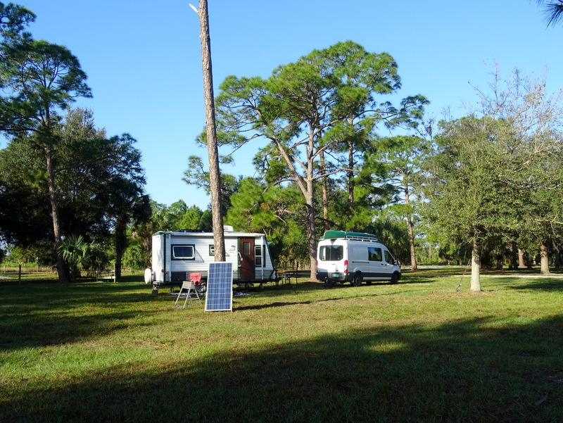 Dupuis Campground