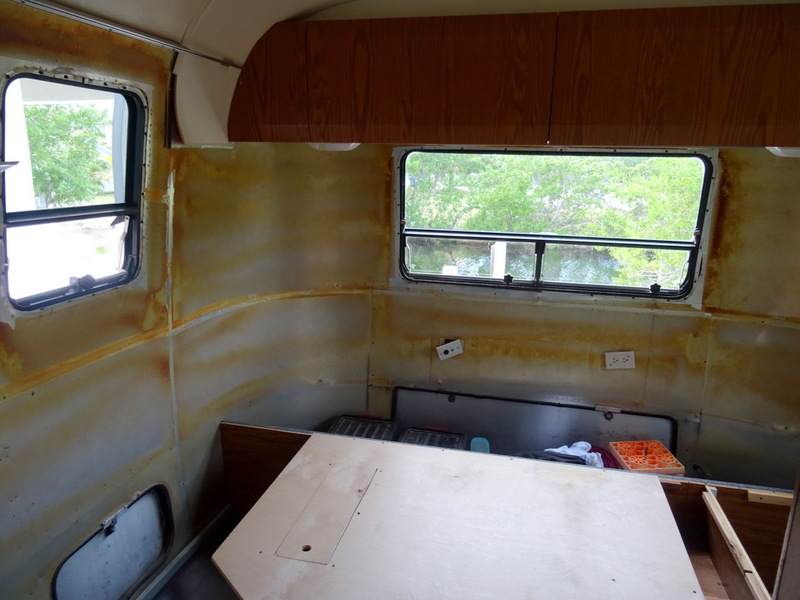 Airstream Renovations