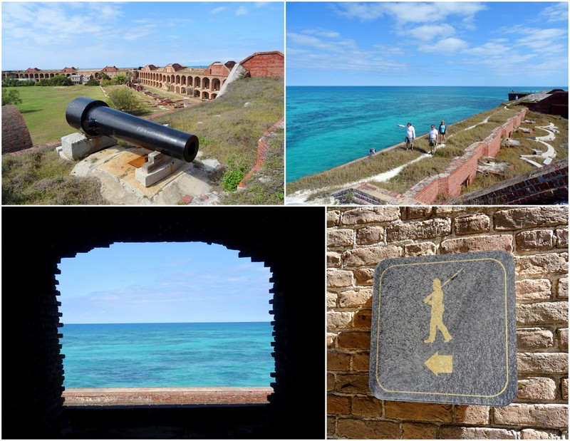 Fot Jefferson, Dry Tortugas National Park
