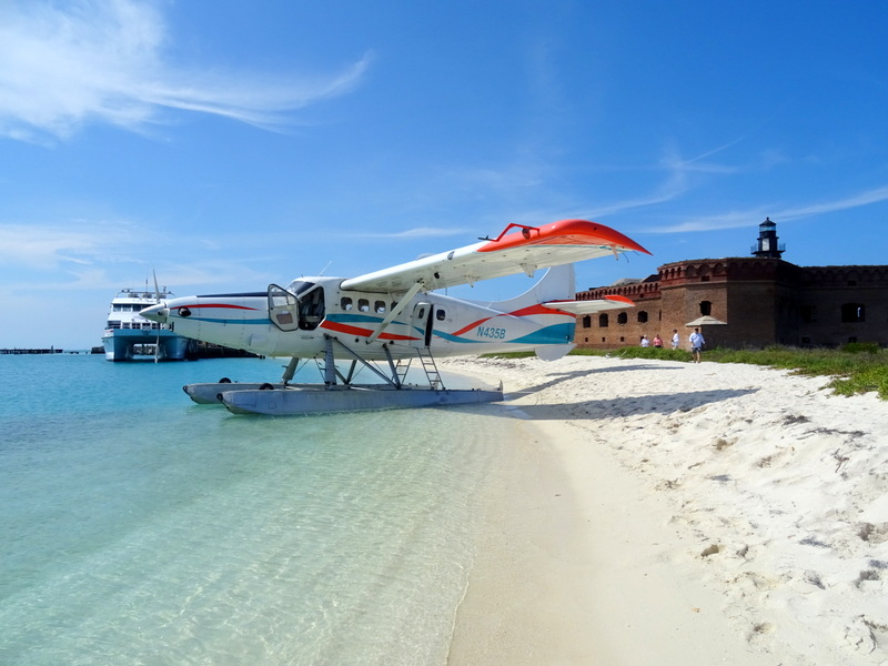 Dry Tortugas National Park Seaplane