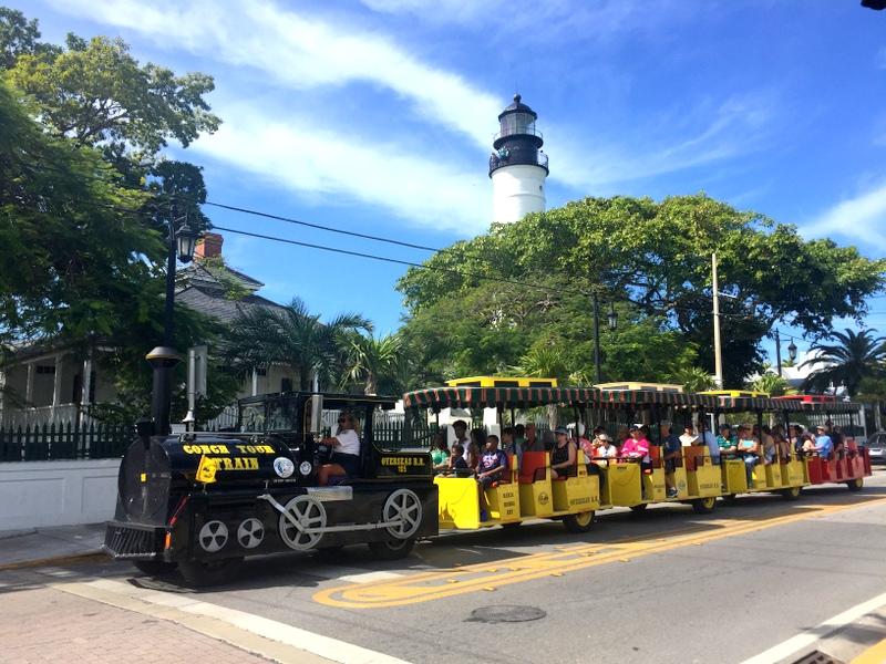 Conch Train - Key West, FL