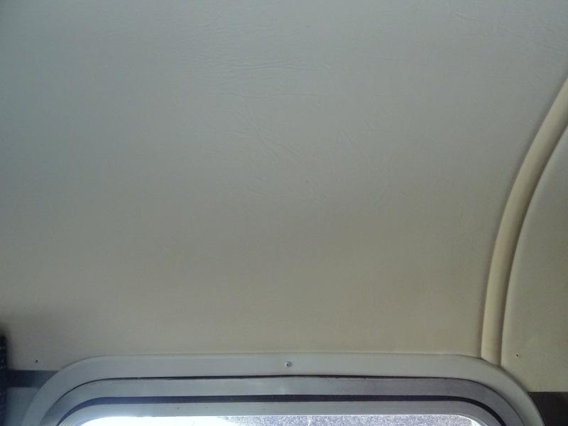 Airstream ceiling