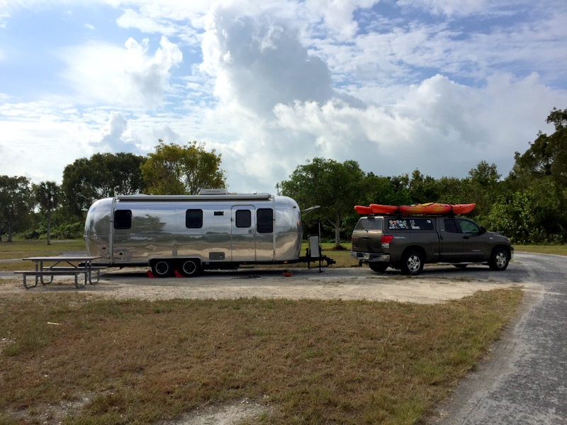 Flamingo Campground, Everglades National Park