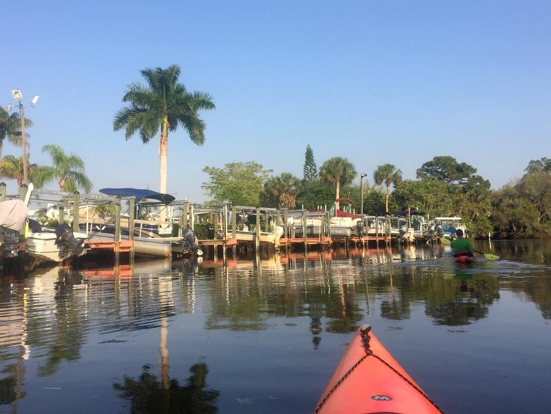 The Estero River