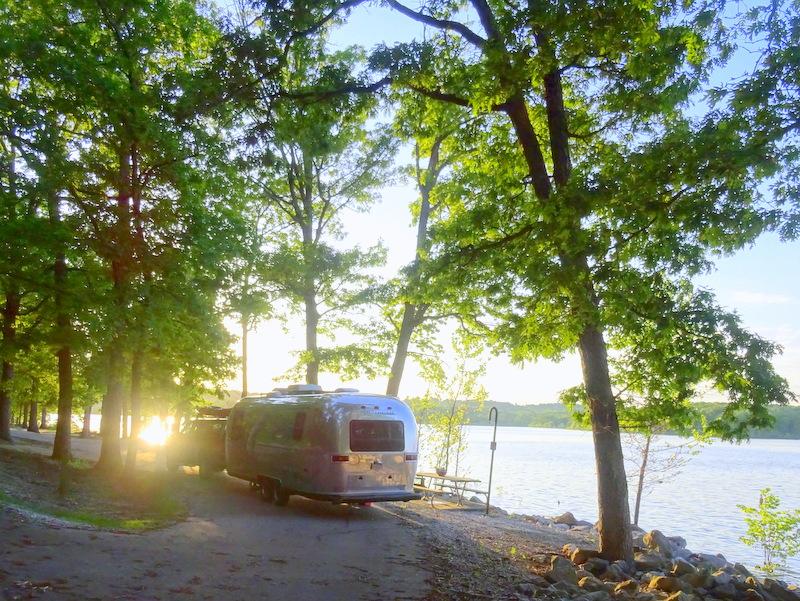 Hawker Point Campground