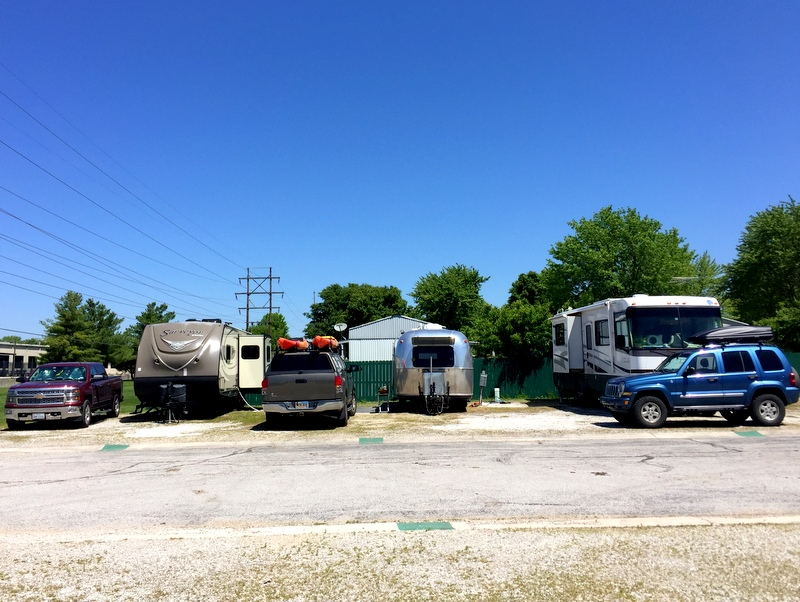 Ozark Highlands Mobile Home Park in Springfield, MO