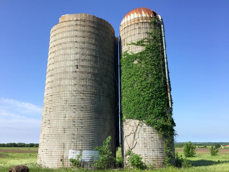Kansas Silo