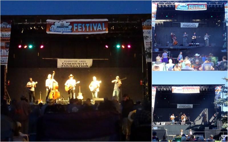 Evanston Bluegrass Festival
