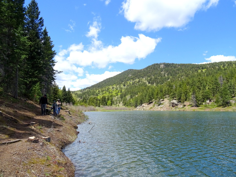 Upper Beaver Brook Reservoir